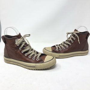 Converse Shoes | Converse Brown Leather